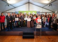 Lauréats des Irénée d'or 2016 au Domaine Lyon Saint-Joseph